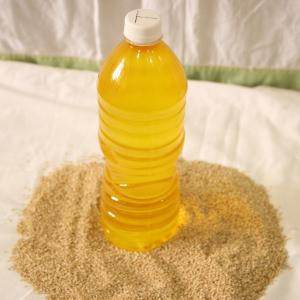 Sesame Oil - Wooden Cold Pressed